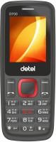 Detel D700(Black & Red)