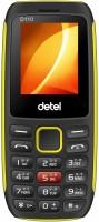 Detel D110 PLUS(Black & Yellow)