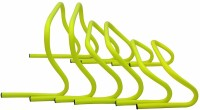 GSI Agility Hurdles for field training PVC Speed Hurdles(For Adults Pack of 6)
