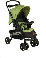 Sunbaby Posh Stroller(3, Green, Black)