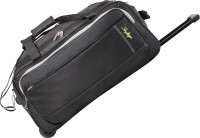Skybags 25 inch/63 cm Cardiff (E) Duffel Strolley Bag(Black)