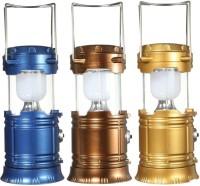 View Gomani Solar lamp& led torch Solar Lights(Golden, Blue, Bronze) Home Appliances Price Online(GOMANI)
