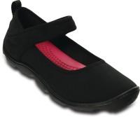 Crocs Boys & Girls Slip on Loafers(Black)