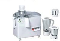 Green Home 550 W 550 Juicer Mixer Grinder(Multicolor, 3 Jars)