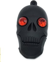 View Green Tree Skeleton Head Halloween 16 GB Pen Drive(Black) Laptop Accessories Price Online(Green Tree)