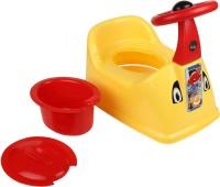 Sukhson India MYFERRARI-Red Potty Seat(Yellow)