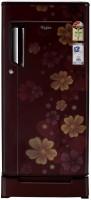 Whirlpool 185 L Direct Cool Single Door 3 Star Refrigerator with Base Drawer(Wine Orbit, 200 Icemagic Powercool ROY)