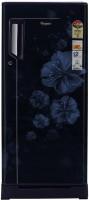 Whirlpool 215 L Direct Cool Single Door 4 Star Refrigerator with Base Drawer(Sapphire Dahlia, 230 Icemagic Fresh ROY)
