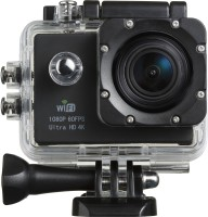 Padraig Action Shot Full HD Waterproof Sports and Action Camera(Black 5 MP)