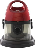 Eureka Forbes Mini Wet & Dry Cleaner(Red, Black)