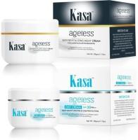 Kasa Revitalizing Skin Tightening Night Cream & Ageless Day Cream with SPF 20 PA++ (Combo Pack)(Set of 2)