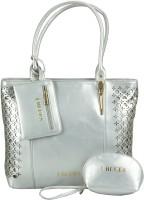 ZEPZOP Shoulder Bag(Silver)