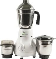 Green Home Matka 3 Jar 450 Mixer Grinder(White, 3 Jars)