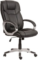 View woodstock india Leatherette Office Executive Chair(Black) Furniture (Woodstock India)