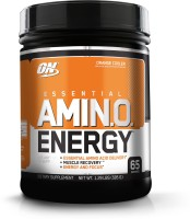Optimum Nutrition Amino Energy BCAA(585 g, Orange Cooler)