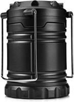 View Gi-Shop Black Rechargable Solar Lamp Emergency Lights(Black) Home Appliances Price Online(Gi-Shop)