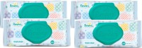 Pampers Fresh Clean Baby Wipes Combo Pack Of 4pcs (Per Pcs 64 Wipes)(4 Pieces)