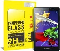 affix Tempered Glass Guard for Lenovo Tab A850 [8.0 Inch]