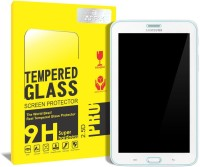 affix Tempered Glass Guard for Samsung Galaxy Tab 3v T-116NY [7.0 Inch]