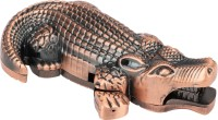 View Vaishnavi First Quality Latest Design Crocodile Design Stylish USBGCL17 Cigarette Lighter(Bronze) Laptop Accessories Price Online(Vaishnavi)