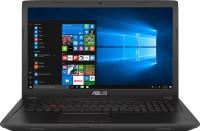 ASUS Core i7 7th Gen - (8 GB/1 TB HDD/128 GB SSD/DOS/4 GB Graphics/NVIDIA GeForce GTX 1050) FX553VD-DM628 Gaming Laptop(15.6 inch, Black, 2.5 kg)