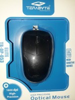 View Terabyte TB OP 053 Wired Optical Mouse(USB, Black) Laptop Accessories Price Online(Terabyte)