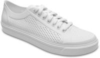 Crocs Citilane Roka Court Sneakers For Men(White)