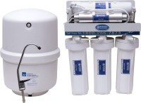 View pureness Pureness Under Sink RO Water Purifier in food grade body 10 L RO + UV +UF Water Purifier(White) Home Appliances Price Online(pureness)