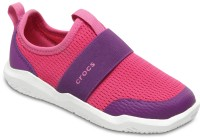 Crocs Boys & Girls Slip on Running Shoes(Pink)