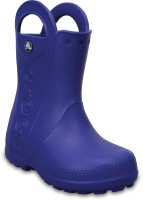 CROCS Boys Slip on Casual Boots(Blue)