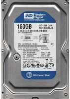 View WD caviar blue 160 GB Desktop Internal Hard Disk Drive (wd1600aajb-56r1ao) Price Online(WD)