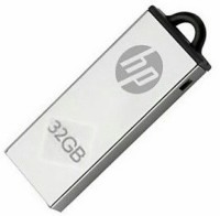 View HP 220w 32 GB Pen Drive(Silver, Grey) Price Online(HP)