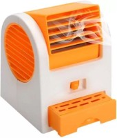View KUMARRETAIL Mini Fresh Air Cooler With Fragrance MFCO-1 USB Fan(Multicolor) Laptop Accessories Price Online(KUMARRETAIL)