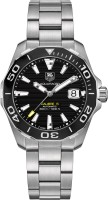 TAG Heuer WAY211A.BA0928 Aquaracer Calibre 5 Analog Watch  - For Men