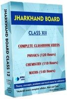 AVNS INDIA Jharkhand Board Class 12 - Combo Pack - Physics, Chemistry and Maths Full Syllabus Teaching Video(DVD)