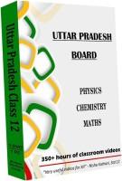 AVNS INDIA Uttar Pradesh Class 12 - Combo Pack - Physics, Chemistry and Maths Full Syllabus Classroom Video(DVD)