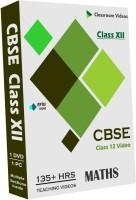 AVNS INDIA CBSE Class 12 - Maths Full Syllabus Classroom Video(DVD)