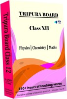 AVNS INDIA Tripura Class 12 - Combo Pack - Physics, Chemistry and Maths Full Syllabus Teaching Video(DVD)