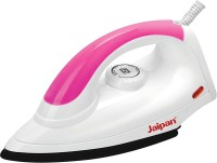 View Jaipan Dezire Steam Iron(White & Pink) Home Appliances Price Online(Jaipan)