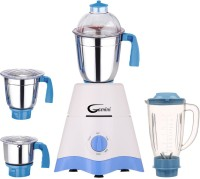 Gemini MG17-TA-STR-320 600 Juicer Mixer Grinder(White, Blue, 4 Jars)