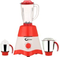 Gemini MG17-TA-STR-60 600 Juicer Mixer Grinder(Red, White, 3 Jars)