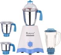 Rotomix MG17-TA-STR-313 600 Juicer Mixer Grinder(White, Blue, 4 Jars)