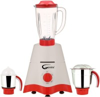 Gemini MG17-TA-STR-140 600 Juicer Mixer Grinder(White, 3 Jars)