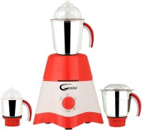 Gemini MG17-TA-STR-40 600 Mixer Grinder(Red, White, 3 Jars)