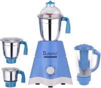 Rotomix MG17-TA-STR-223 600 Juicer Mixer Grinder(Blue, 4 Jars)