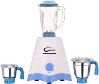 Gemini MG17-TA-STR-300 600 Juicer Mixer Grinder(White, Blue, 3 Jars)