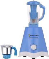 Goldwinner MG17-TA-STR-176 600 Juicer Mixer Grinder(Blue, 2 Jars)