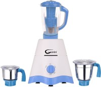 Gemini MG17-TA-STR-290 600 Juicer Mixer Grinder(White, Blue, 3 Jars)