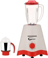 Gemini MG17-TA-STR-110 600 Juicer Mixer Grinder(White, 2 Jars)