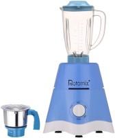 Rotomix MG17-TA-STR-183 600 Juicer Mixer Grinder(Blue, 2 Jars)